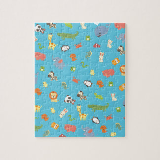 ZooBloo Jigsaw Puzzle