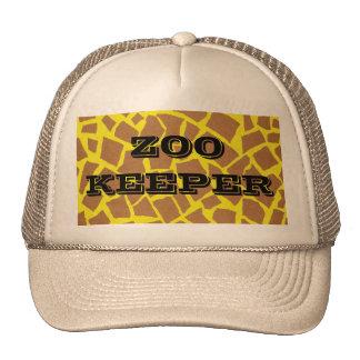 Zookeeper Trucker Hat