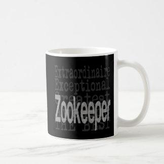 Zookeeper Extraordinaire Coffee Mug
