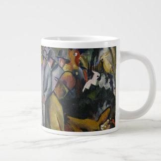 Zoological Garden I Large Coffee Mug