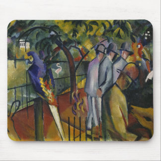 Zoological Garden I Mouse Pad