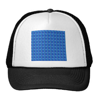 ZOOM n see BIG PICTURE - BLUE FAIRY TEXTURE FUN Trucker Hat