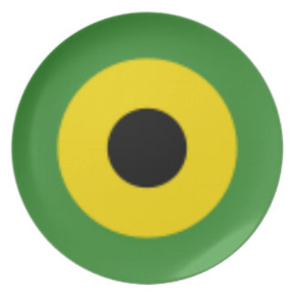 Zooming on Jamaica Plate