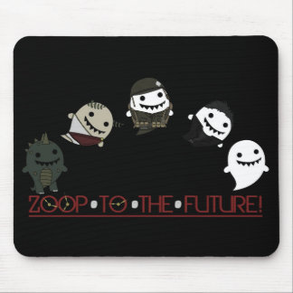 Zoop To The Future! Timeline MOUSEPAD