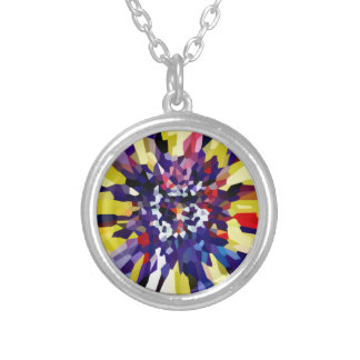 Zooropa Public gardens Silver Plated Necklace
