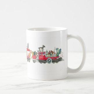 ZooTrain Classic White Coffee Mug