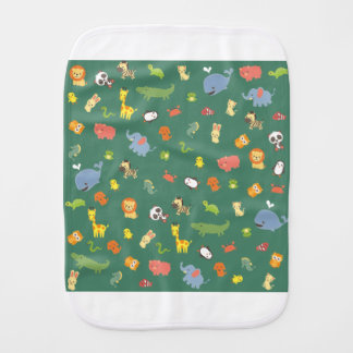 ZooZuu Burp Cloth
