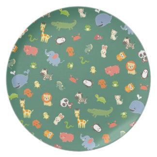 ZooZuu Plate