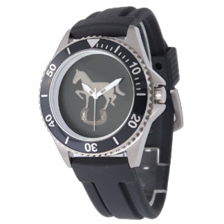 Zorba Horseshoe Watch