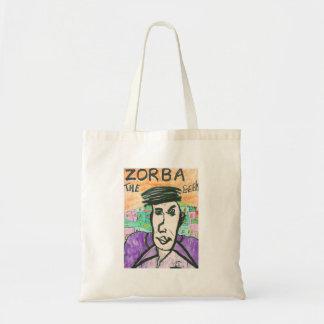 Zorba the Geek Canvas Bag