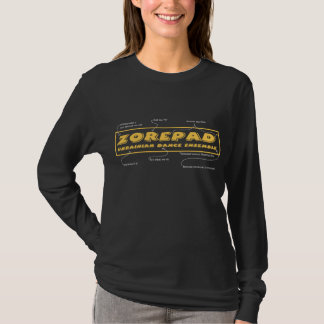Zorepad Explained Women's Long Sleeve T-Shirt