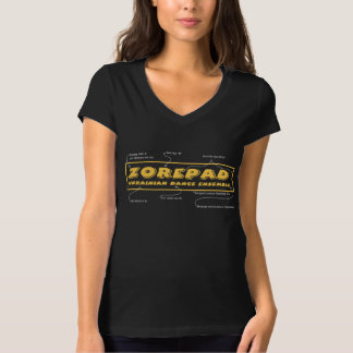 Zorepad Explained Women's T T-Shirt