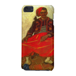 Zouave by Vincent van Gogh iPod Touch (5th Generation) Covers