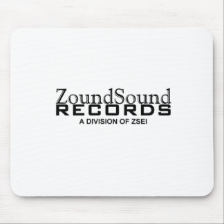 ZOUNDSOUND RECORDS MOUSE PAD