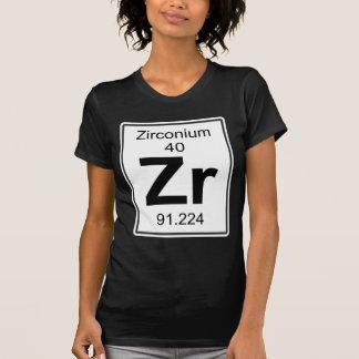 Zr - Zirconium T-Shirt