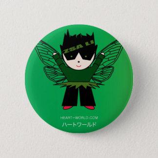 Zsa Li 6 Cm Round Badge