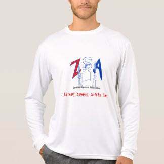 ZSA performance micro fiber shirt