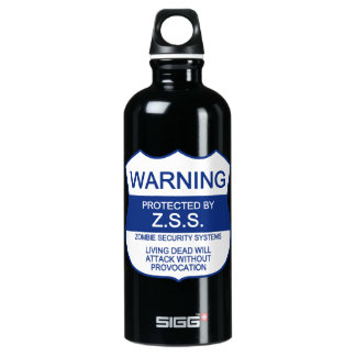 ZSS (Zombie Security Systems) SIGG Traveller 0.6L Water Bottle