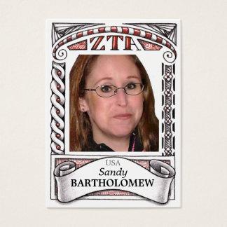 ZTA ATC - Trading Card