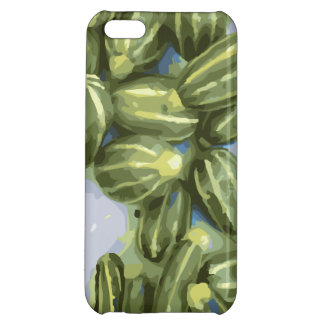 Zucchini and Winter Squash Harvest Cover For iPhone 5C