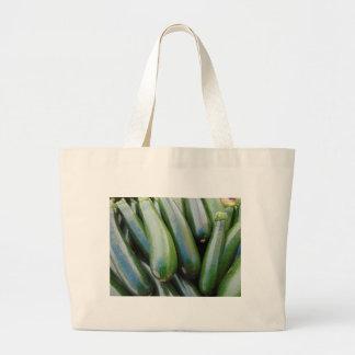 Zucchini Large Tote Bag