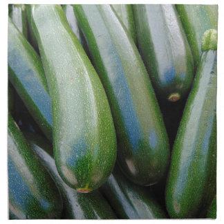 Zucchini Napkin