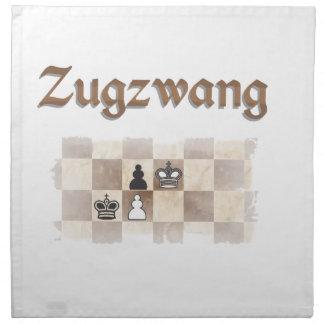 Zugzwang 4000 napkin