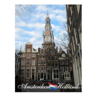 Zuiderkerk South Church Amsterdam Postcard