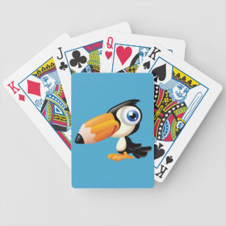 Zujava Toucan Playing Cards