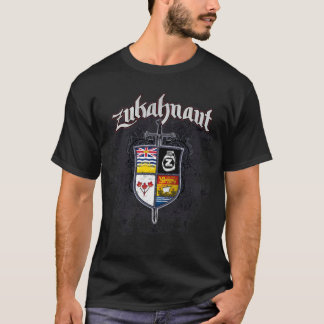 Zukahnaut Coat of Arms shirt