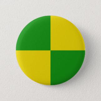 Zulte, Belgium 6 Cm Round Badge
