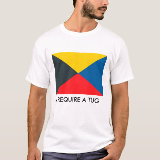 Zulu Flag Tee shirt
