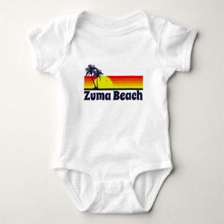 Zuma Beach Baby Bodysuit