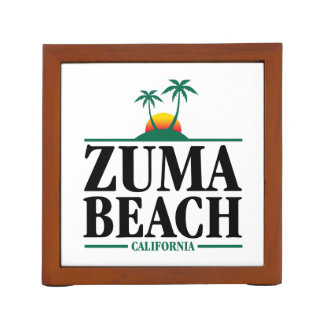 Zuma Beach California Desk Organiser
