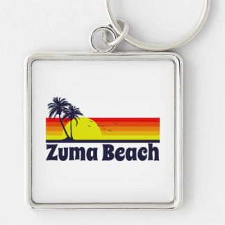 Zuma Beach Key Ring