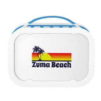 Zuma Beach Lunch Box