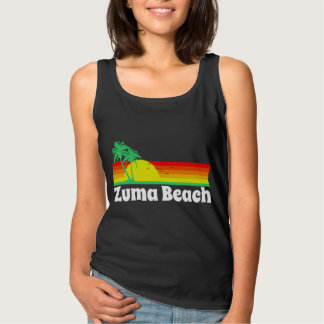 Zuma Beach Singlet