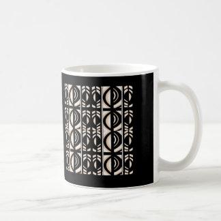 Zumani Maze on Black & White Coffee Mugs