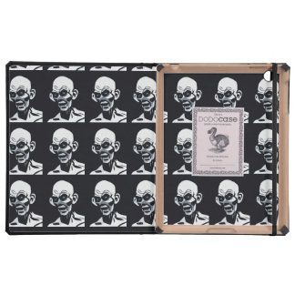 Zumbi face covers for iPad