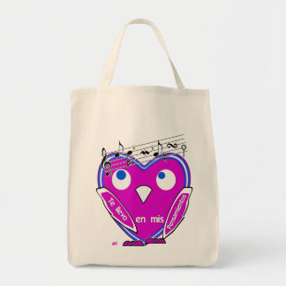 ZUNA heart - I take You in my thoughts Tote Bag