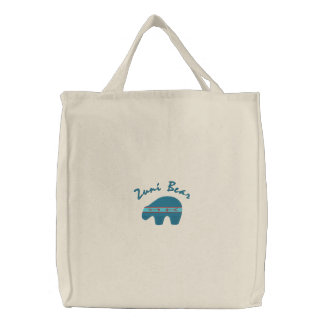 Zuni Bear Native American Symbol Design 1 Bags