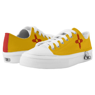 Zuni New Mexico Low Tops