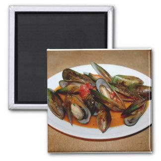 Zuppa di Mussels Magnet