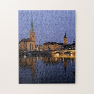 Zurich Reflections Puzzle
