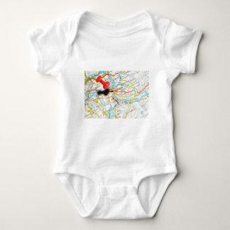 Zürich, Switzerland Baby Bodysuit