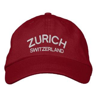 Zurich* Switzerland Classic Cap