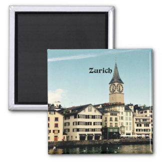 Zurich, Switzerland Magnet