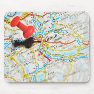 Zürich, Switzerland Mouse Pad