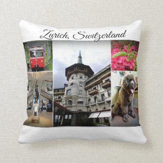 Zurich Travel Collection Cushion