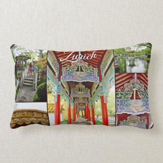 Zurich Travel Collection Lumbar Cushion